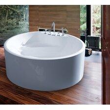 "PureScape Acrylic 63"" x 63"" Freestanding Bathtub"