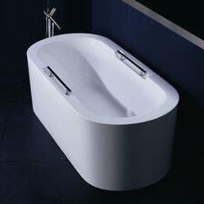 "PureScape 67"" x 34"" Freestanding Acrylic Bathtub"