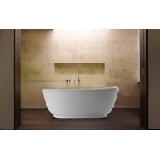 "<strong>Aquatica</strong> Fido 66"" x 29"" Bathtub"