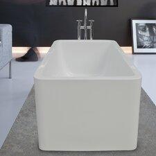 "PureScape 55"" x 30"" Freestanding Acrylic Bathtub"