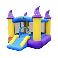 <strong>Bounceland</strong> Wizard Castle Bounce House