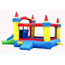 <strong>Bounceland</strong> Mega Castle Bounce House