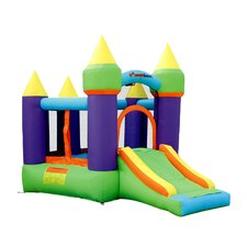 <strong>Bounceland</strong> Inflatable Magic Bounce House