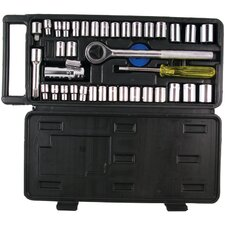 "40-Piece 0.25"" and 0.38"" Drive Socket Set"
