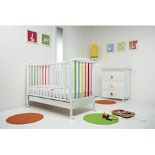 Pastello 2 Piece Nursery Crib Set