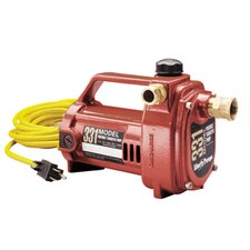 1/2 HP Portable Transfer Pump