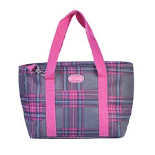 Kora Style K2 Lunch Plaid Tote