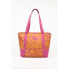 Insulated Fashion Lunch Tote