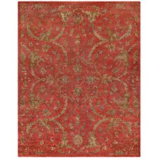 Legacy Red Area Rug