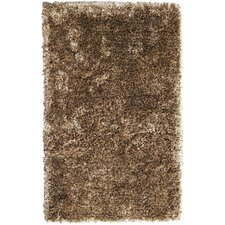 Crystal Multi Camel/Coffee Rug
