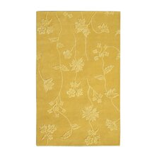 Florence Light Gold Area Rug