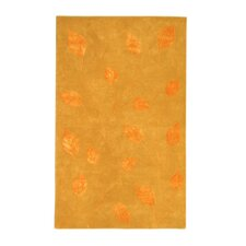 <strong>Noble House</strong> Florence Gold/Tangerine Rug