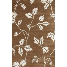 <strong>Noble House</strong> Florence Brown/Beige Rug