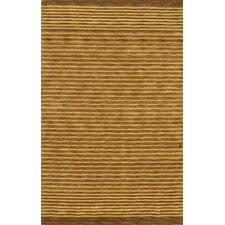 Majestic Gold/Brown Area Rug