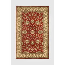 <strong>Noble House</strong> Vintage Red/Gold Rug