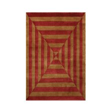 <strong>Noble House</strong> Noble Gold/Rust Rug