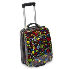 Travel Kool Chat Kids Suitcase