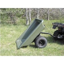 ATV Poly Dump Cart