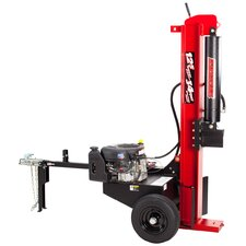 34 Ton 12.5 HP Electric Start Log Splitter