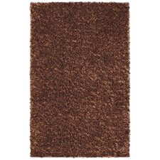 Metal Flake Foxfire Copper Strike Rug