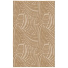 <strong>Mohawk Select</strong> 6Casual Concepts Brush Stroke Clay Beige Rug