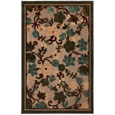 Terrace Tropical Garden Rug