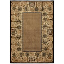Select Versailles Courtyard Palms Rug