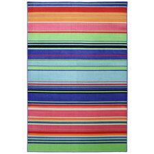 Outdoor Patio Woven Lifeguard Wildaster Rug