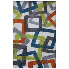 Strata Cream Transform Area Rug