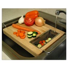 <strong>Chef Buddy</strong> Sink Cutting Board