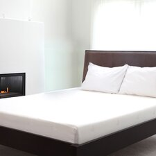 "8"" Natural Pedic Memory Foam Mattress"