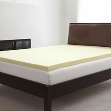 "2"" Natural Pedic Memory Foam Topper"