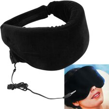 Memory Foam Heat Sensitive Sleep Mask with Music Input