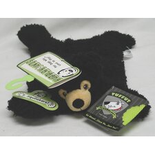 Bear Squares Dog Toy