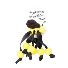 <strong>Hugglehounds</strong> Wiley The Bee Dog Toy