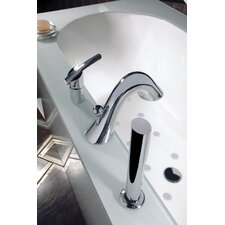 <strong>Artos</strong> Vienna Single Handle Deck Mount Roman Tub Faucet Trim