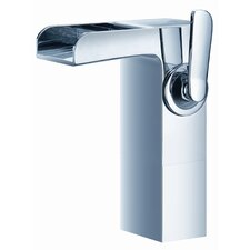 <strong>Artos</strong> Kascade Single Hole Waterfall Bathroom Sink Faucet with Single Handle
