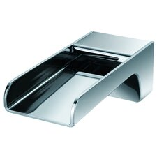 <strong>Artos</strong> Kascade Wall Mount Tub Spout Trim