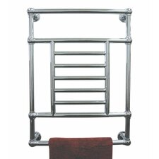 Isis Wall Mount Hydronic/ ElectricTowel Warmer