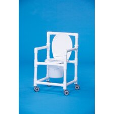 Standard Wheeled Commode