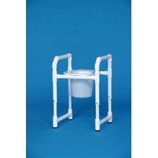 Toilet Safety Frame with Pail