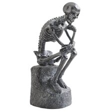 The Skeleton Thinker Figurine