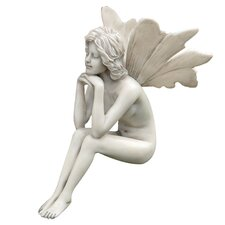 The Secret Garden Pondering Fairy Statue