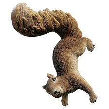 Simone The Squirrel Hanging Statue