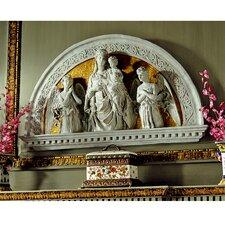 Blessed Union Renaissance Arch Lunetta Figurine