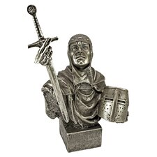 <strong>Design Toscano</strong> The Quest Gothic Knight Statue