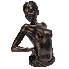 <strong>Design Toscano</strong> The Sensual Stretch Nude Female Statue