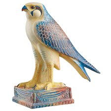 <strong>Design Toscano</strong> Hours, Egyptian Falcon God Statue