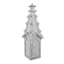 Ornamental Gothic Spire Pinnacle Statue