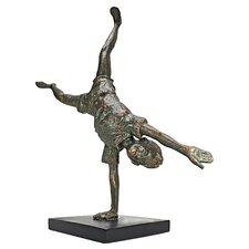 Handstand, Joys of Childhood Statue